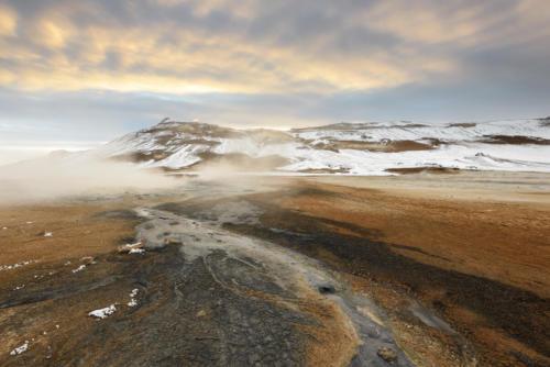 Sulfur road
