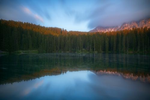 About a lake